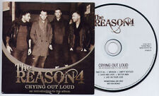 REASON 4 Crying Out Loud Album Sampler UK 6-trk promo CD