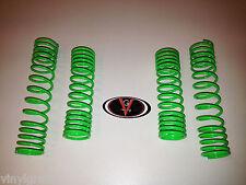 Traxxas Stampede™ Slash™ Green Heavy Duty Progressive Springs  2x 4x  SALE @@
