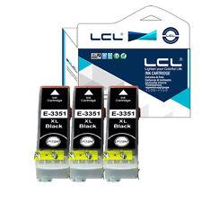 3 X cartouche d'encre pour Epson Expression Premium XP-530 T3351 33XL NON OEM