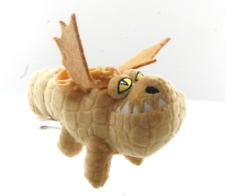 "BRAND NEW 5"" HOW TO TRAIN YOUR DRAGON GRONCKLE BAG CLIP PLUSH SOFT TOY"