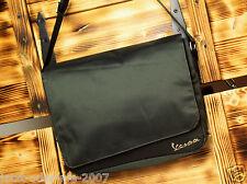 Laptoptasche Notebook Laptop Vintage Vespa Umhängetasche Tasche Grau