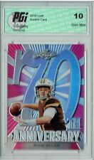 Josh Allen 2018 Leaf 70th #L70-03 Pink SP, Only 20 Made Rookie Card PGI 10
