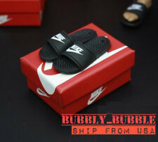 """1/6 Slides Sandals Slippers Nike Shoes A For 12"""" Hot Toys Figure SHIP FROM USA"""