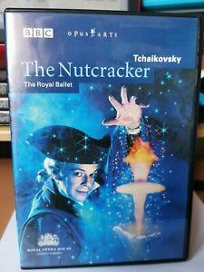 dvd3  The Nutcracker: The Royal Ballet. Royal Opera House. Tchaikovsky DVD 2000