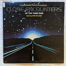 Close Encounters Of The Third Kind Soundtrack 1977 Lp Vinyl Record