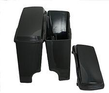 Fat Ass Wide Width Extended Hard Saddlebag Fits Harley HD Touring FHLT FLTRI