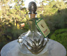 Don Julio Real Tequila Bottle EMPTY Collector's bottle.  VERY RARE and $400 new