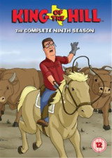 King of the Hill: Season 9  (UK IMPORT)  DVD NEW