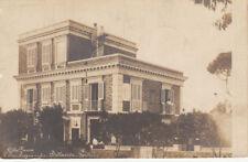 NP0869 - PORTICI NAPOLI - BELLAVISTA VILLA FANNY FOTOGRAFICA VIAGGIATA 1911