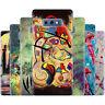 Dessana Astratto Arte Silicone Protezione Custodia Cellulare per Samsung a J