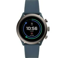 Fossil  Sport FTW4021  Smart Watch iOS Android GPS Fitness Tracker 43 mm!