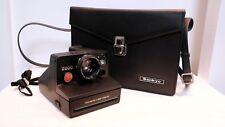 Vintage Polaroid 2000 Land Camera with case takes SX-70 film