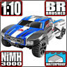 Redcat Racing Blackout SC 1/10 Brushed Electric Short Course RC Truck Blue NEW