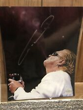 WWF Gangrel Autographed 8 X 10 Picture