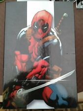 Panini Marvel Universe Figurine Collection Giant Edition Deadpool BNIB MIB X-Men