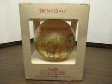 Vintage Hallmark Christmas Ornament - Betsey Clark - #12 in Series - 1984