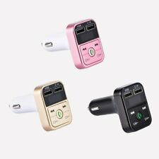 Bluetooth Car Kit USB FM Transmitter Wireless Radio Adapter Charger MP3 Player❃❃