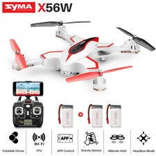 Foldable RC Drone With Wifi Camera Quadcopter 2.4G 6Axis FPV Air Altitude Hold