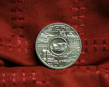 50 Baht Coin King Bhumibol Adulyadej Rama IX 2010 Thailand Royal Mint 150th b