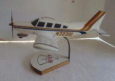 Vintage single propeller model Airplane ASAP Aviation Inc. John B Stevens