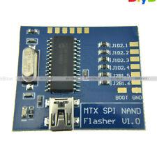 Matrix NAND Programmer MTX SPI NAND Flasher V1.0 Fast USB SPI NAND programmer D
