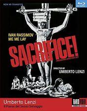 SACRIFICE (1972 Umberto Lenzi)  -  Blu Ray - REGION A - sealed