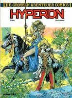 """Die grossen Abenteuer Comics 1+2 : """"Hyperion"""" und """"Yorik"""", Carlsen"""