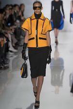 Runway Michael Kors Yellow Jacket NWT (Retail $1995)