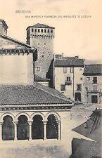 BR41274 San martin y Torreon del marques de lozoya Segovia     Spain