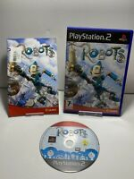 Robots (Sony PlayStation 2, 2005) Ps2 Game Complete With Manual