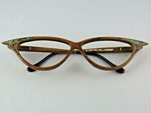 Handmade in Vienna Brille aus Holz alte Holzbrille