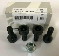 TPI Premium Bloccaggio Ruota Bullone Dado Set-M12 x 1,5 BMW 1 E87 2011