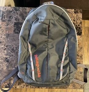 Rare Discontinued Patagonia Atom 18l Gray Travel Backpack, Excellent Condition