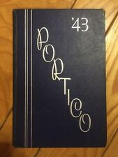 1943 Ashland Junior College Yearbook - The Portico - Ashland, KY -
