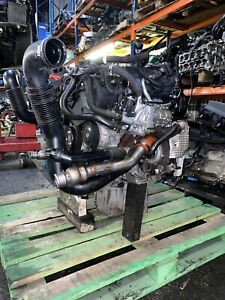 LAND ROVER DISCOVERY RANGE ROVER SPORT 3.0TDV6 Complete Engine 2010-2015 23k