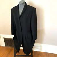 Banana Republic Long Blazer Black Size 16