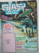 60385 Issue 54 Crash Magazine 1988
