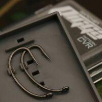 New Gardner Tackle Rigga CVR Hooks - All Sizes - Barb or Barbless - Carp Fishing