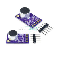 2PCS MAX9814 Electret Microphone Amplifier Module Auto Gain Control for Arduino