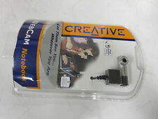 New Creative Labs Webcam Notebook Camera with Clip 73PD117000000