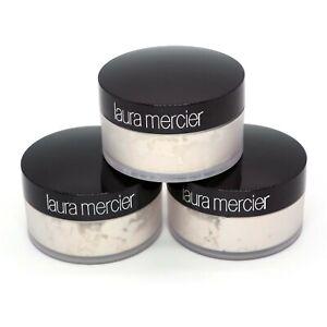 x3 Laura Mercier Translucent Loose Setting Face Powder Lot   Full Size 1oz. 29g