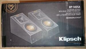 Klipsch Reference RP-140SA Pair