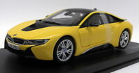 Paragon 1/18 Scale Diecast - PA-97087 BMW i8 Speed Yellow