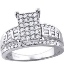 Anelli di lusso di matrimonio in pietra principale diamante