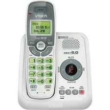 VTech CS6124 DECT 6.0 Cordless Phone With Digital Answering Machine