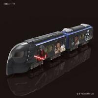 BANDAI B Train Shorty Nankai STAR WARS Limited Express Rapi:t Model Kit*