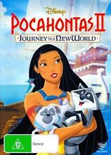 Pocahontas 2 - Journey To A New World (DVD, 2012)
