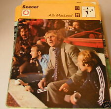 Ally Macleod - Football Collector card
