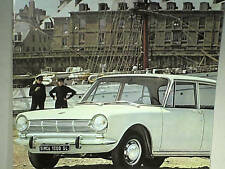 PROSPECTUS SIMCA 1300 /GL 1963/1965