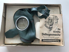 Deutsche Volksgasmaske 2. Weltkrieg